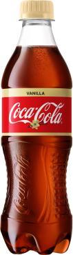Газированный напиток Vanilla,  Coca-Cola, 500 мл., ПЭТ