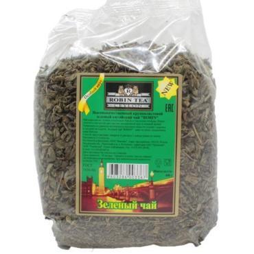 Чай зеленый Robin tea