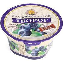 Творог Б.Ю.Александров Черника 4,2%