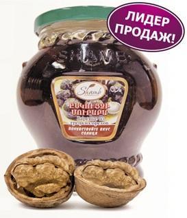 Варенье Shamb из грецких орехов