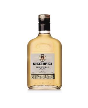 Водка ККЗ Кизлярка Виноградная Выдержанная 45%