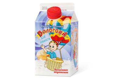 Коктейль молочный ВМК Ванильное мороженое 2,5%