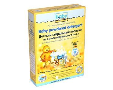 Порошок стиральный Babyline для детских вещей