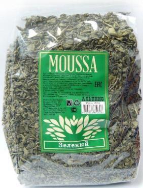 Чай зеленый Moussa
