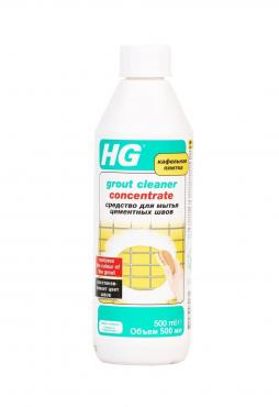 Моющее средство HG для мытья цементных швов