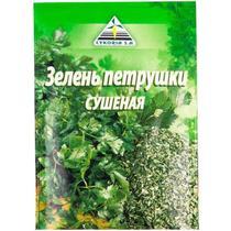 Петрушка зелень сушеная Cykoria, 10 гр., Пластиковый пакет