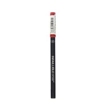 Карандаш для губ L'Oreal Infaillible, 105 Красная фантазия