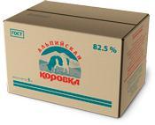 Масло Альпийская коровка сливочное 82.5%