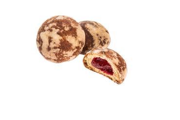 Пряники Терёшка имбирные с вишневым вкусом, Сажинский кондитерский комбинат, 3 кг., картон