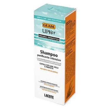 Шампунь для волос Guam Upker интенсивный, очищающий