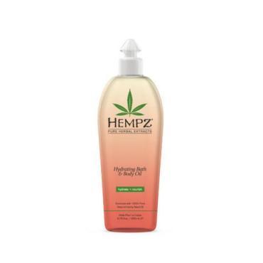 Масло Hempz увлажняющее для ванны и тела