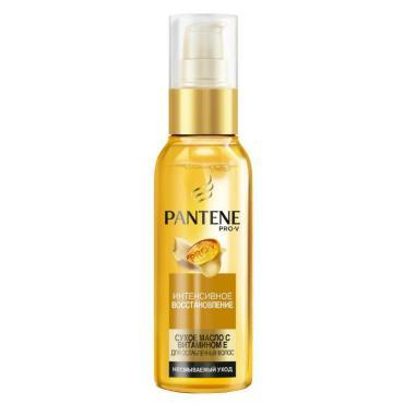 Масло Pantene восстановление кератина с витамином Е