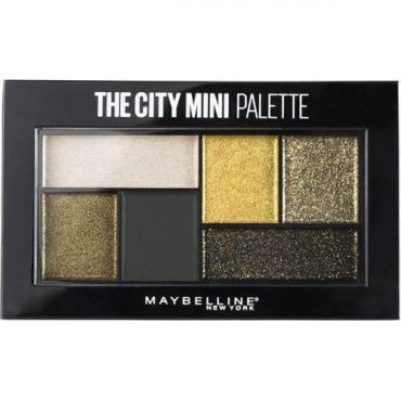 Палетка теней для век Maybelline The City Mini 420 Urban Jungle, 6 гр., Стекло