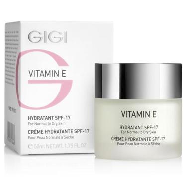 Крем Gigi увлажняющий для сухой кожи лица