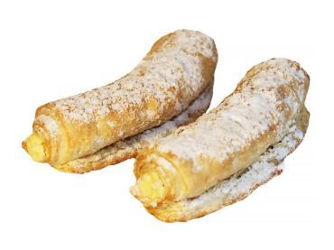 Слойка с банановой начинкой Свит Хаус