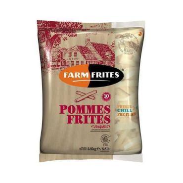 Картофель фри Farm Frites 10 мм.