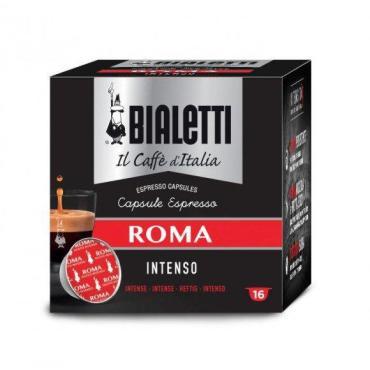Капсулы для кофемашин Bialetti Roma 16шт.