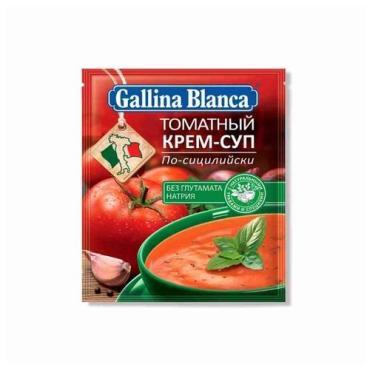 Крем-суп Gallina Blanca Томатный По-сицилийски