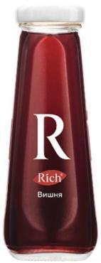 Нектар Вишня Rich, 200 мл., стекло