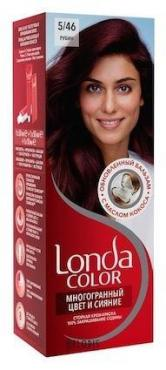 Краска для волос 5/46 Рубин, Londa Color, картонная коробка