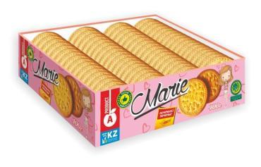 Печенье Marie, А-продукт, 380 гр., ПЭТ
