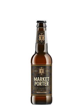 Пиво Thornbridge Creamy Porter, Market Porter, 4,5% Англия, 330 мл., стекло