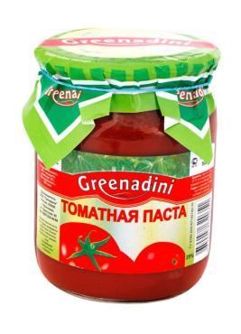 Томатная паста Greenadini