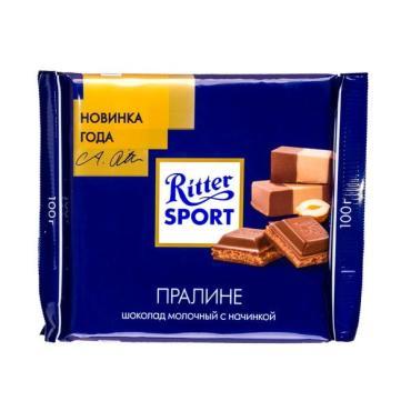 Шоколад Ritter Sport Praline