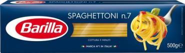 Макаронные изделия Barilla Spaghettoni