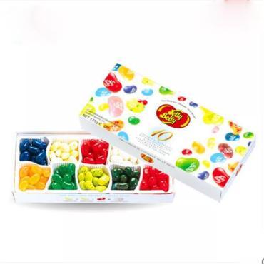 Драже Jelly Belly 10 Вкусов жевательное