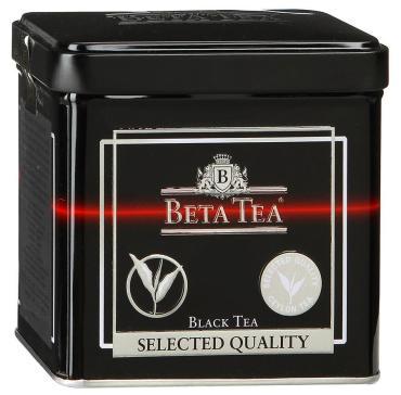 Чай Beta Tea отборное качество черный листовой