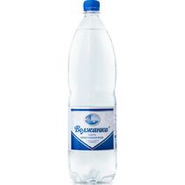 Вода минеральная Волжанка газированная 1,5 л.