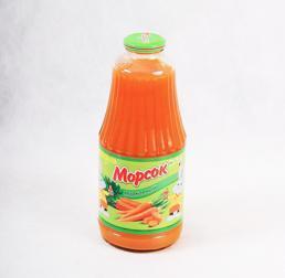 Сок Морсок Морковный