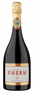 Вино Лыхны игристое белое полусладкое 12%