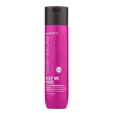 Шампунь для волос Matrix Total results Keep me vivid, 300 мл., Пластиковая бутылка