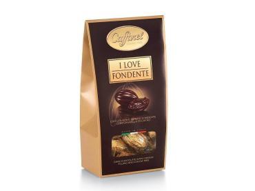Конфеты Caffarel I Love Fondente Шоколадные