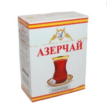 Чай Азерчай черный листовой