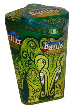 Чай Battler Green Star Golden Giant