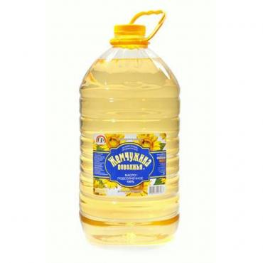 Масло Жемчужина Поволжья подсолнечное рафинированное