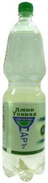 Пивной напиток ВинДаръ пастеризованный со вкусом Джин-Тоника