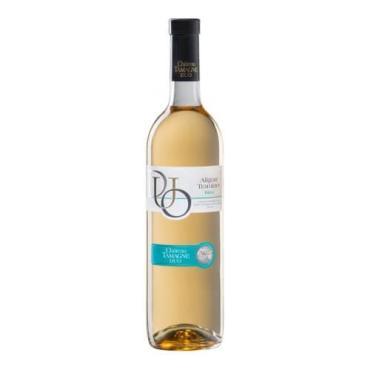 Вино Chateau Tamagne Duo столовое белое полусладкое 11%