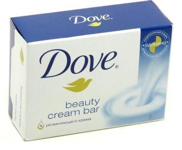 Крем-мыло Dove Красота и уход 100г