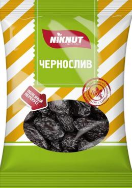 Чернослив Nik Nut, 180 гр., флоу-пак
