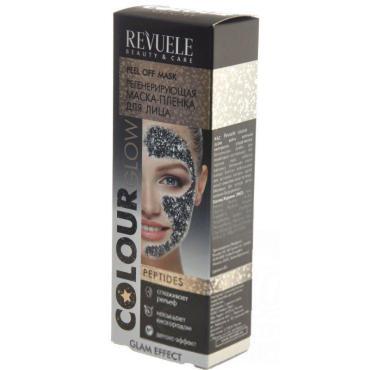 Маска-пленка для лица Revuele Colour Glow Регенерирующая