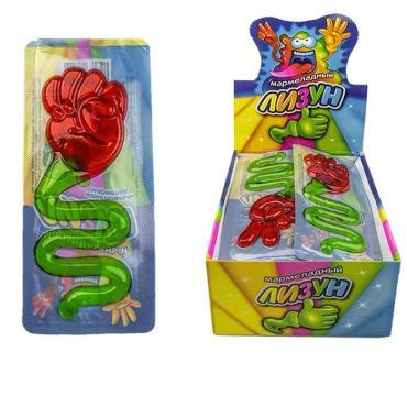 Мармелад Мармеладный лизун, 13 гр., пластиковый пакет