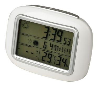 Часы метеостанция BV-95Wxx BVItech, 200 гр., картонная коробка