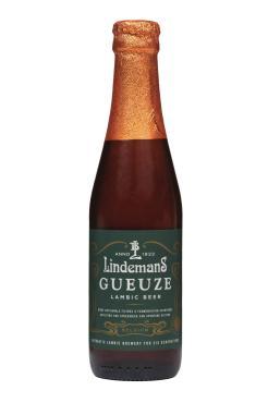Пиво Lindemans Gueuze светлое