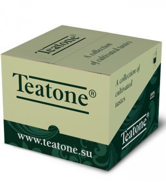 Чай зеленый Teatone Аромат Мяты 100 стиков, Россия