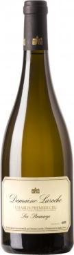 Вино Шабли Премье Крю Ле Боруа / Chablis 1-er Cru Les Beauroy,  Шардоне,  Белое Сухое, Франция