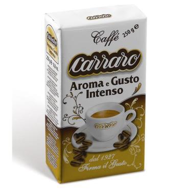 Кофе Carraro Aroma e Gusto Intenso молотый 250 гр
